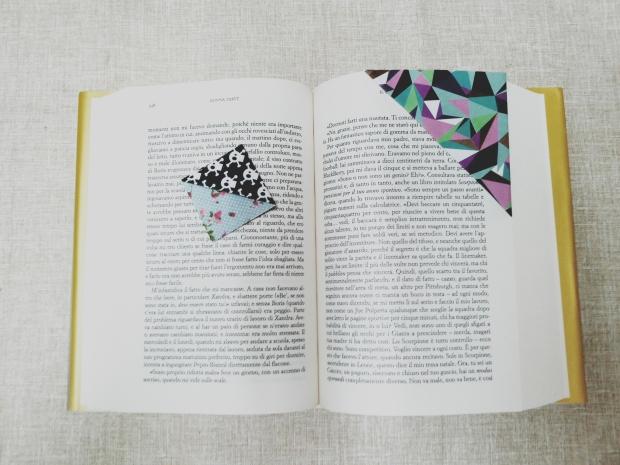 page corner bookmark
